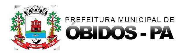 Prefeitura Municipal de Óbidos | Gestão 2021-2024