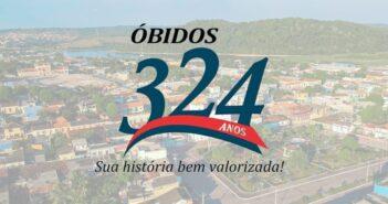 Óbidos, 324 anos sua história bem valorizada.